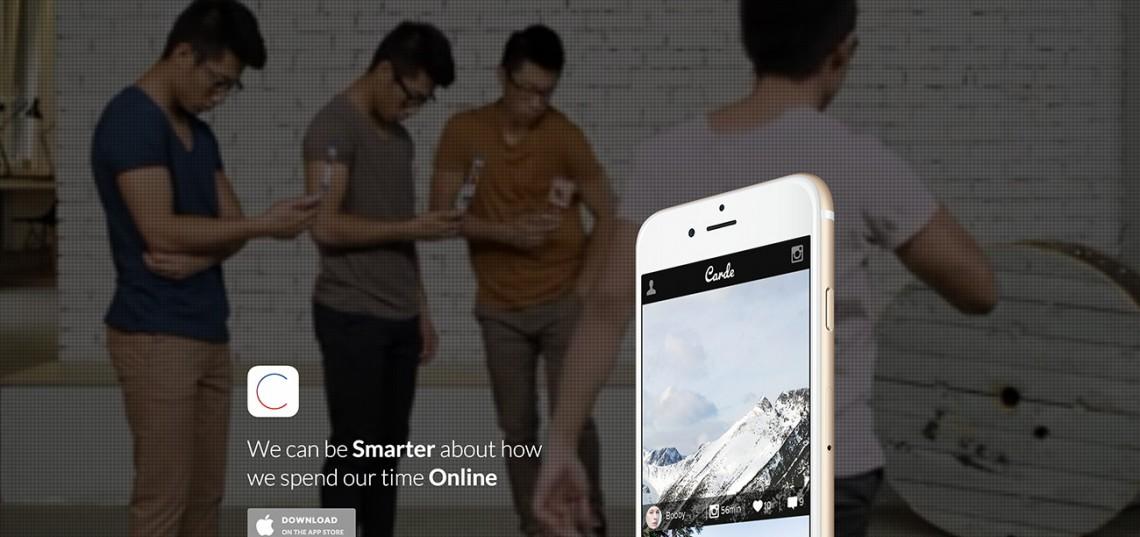 Carde-App-Website