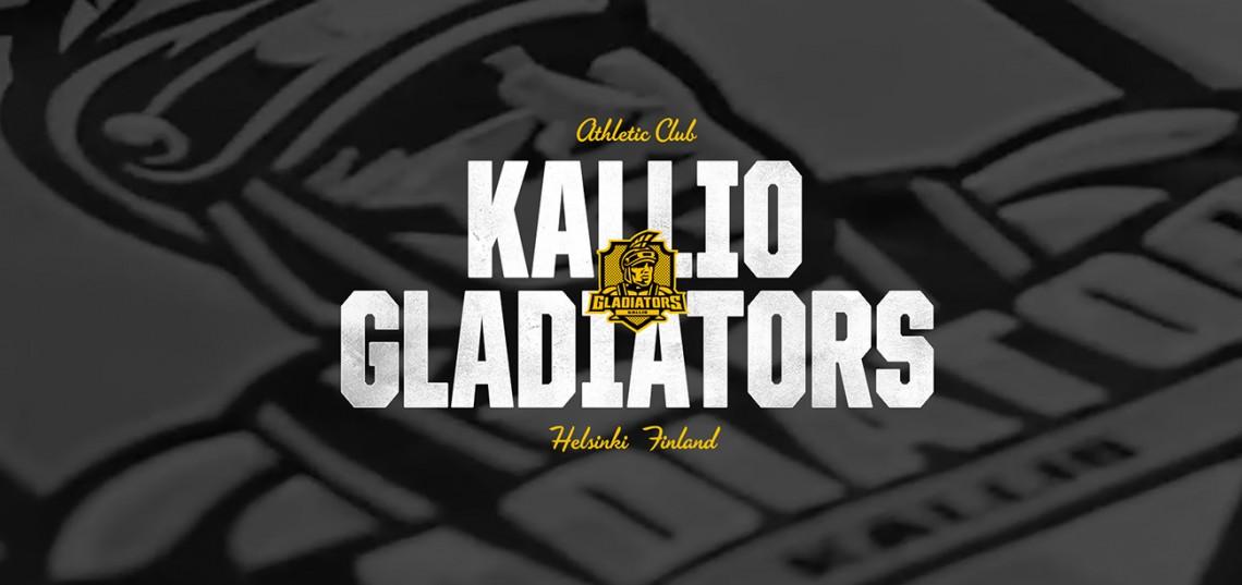 Kallio-Gladiators