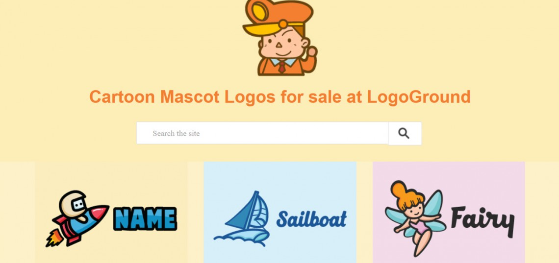 Mascot-Logo-Captain-Cartoon-Design