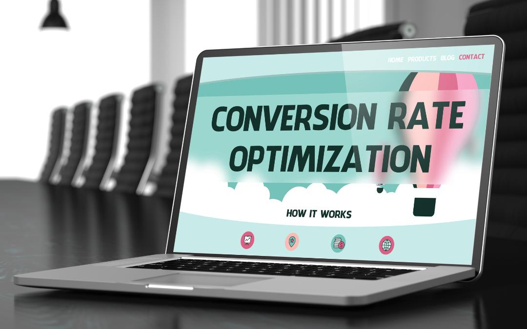 8 design tips to improve website conversions
