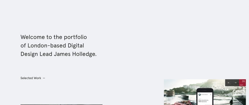 james-holledge-design