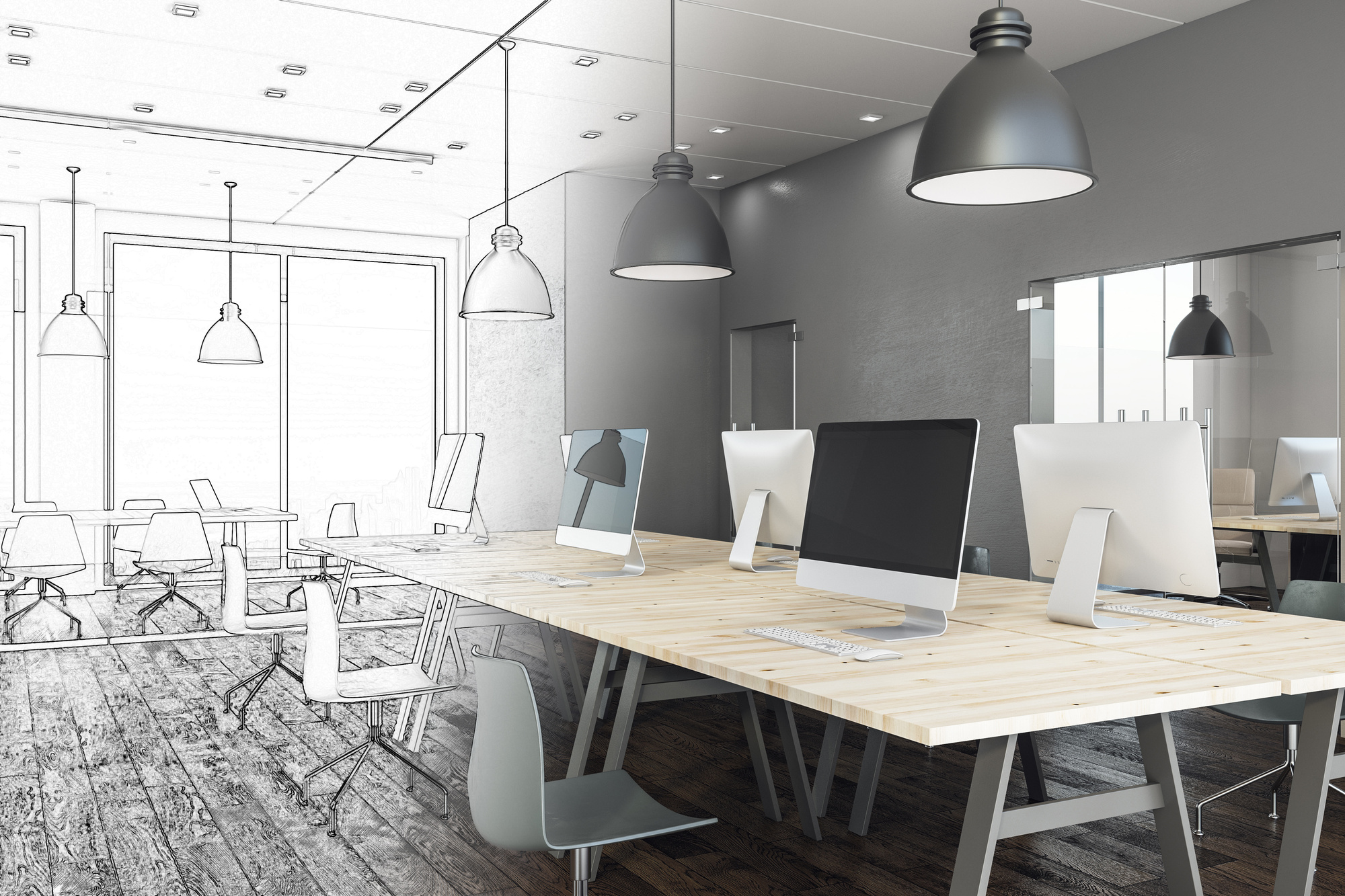 8 Creative Ideas for Your Business Office Space Design ...